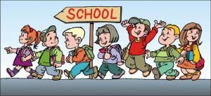 Een fijn schooljaar toegewenst